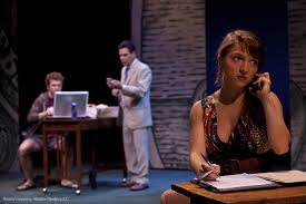 Lydia in MICROCRISIS, Next Act Theatre