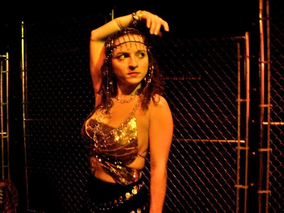 Esmerelda in CAMINO REAL, Off The Wall Theatre