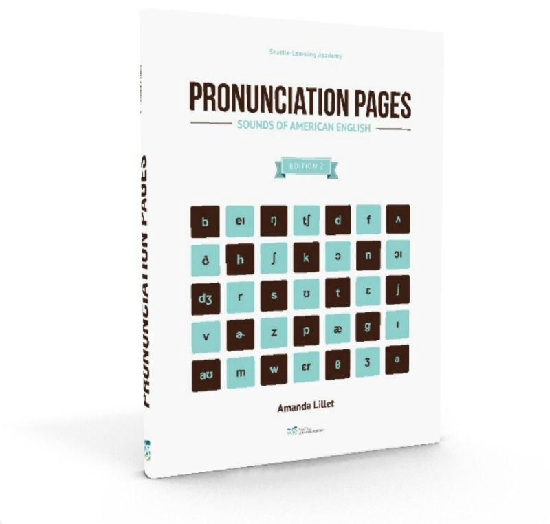 Pronunciation Pages  includes lessons for learning the spellings of all 43 sounds of English.
