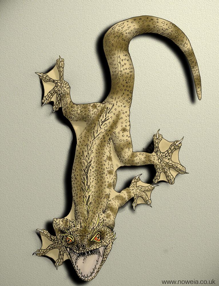 Beware the Gecko