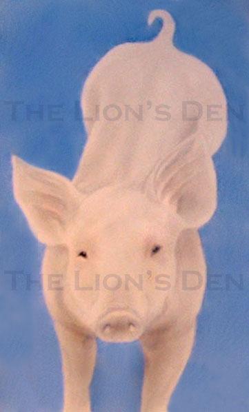 Pencilled Pork