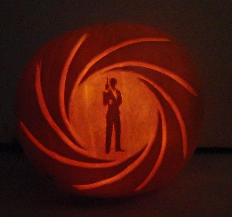 The name's Pumpkin.  James Pumpkin.