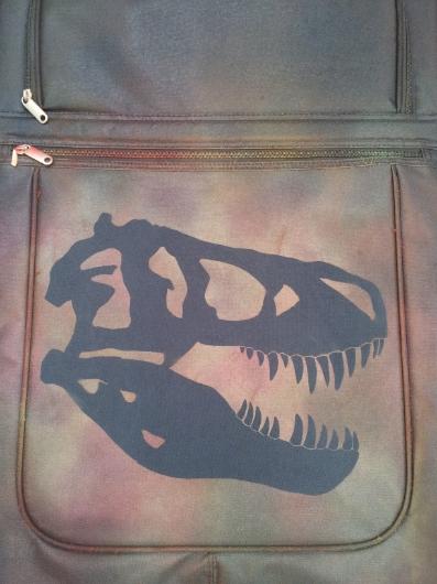 Suitcase Graffiti