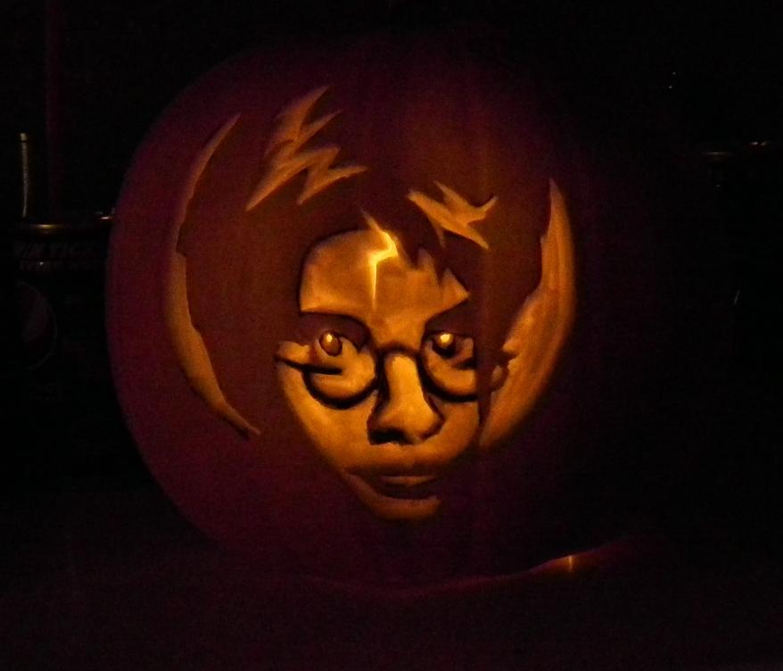 Potter Pumpkin