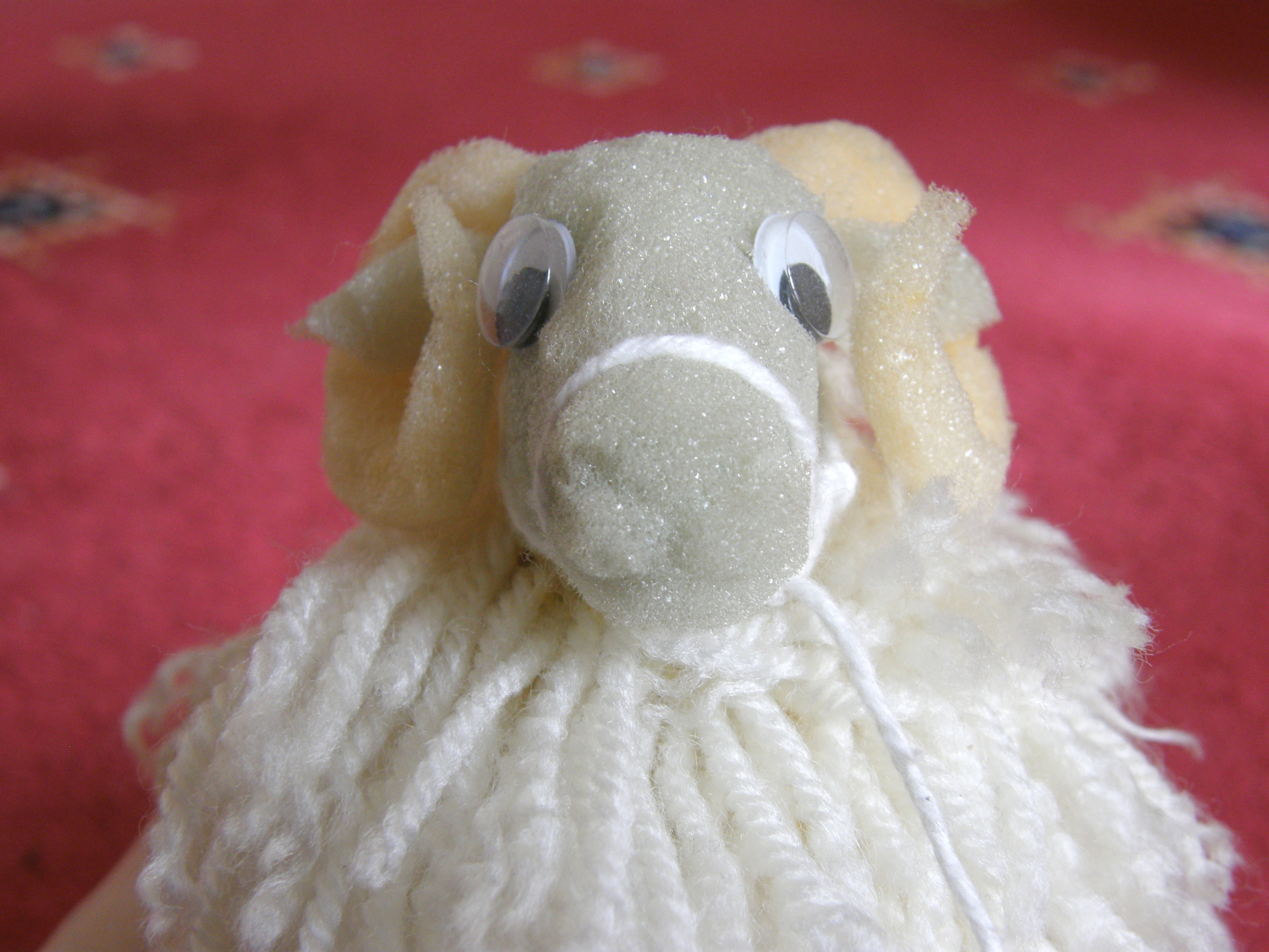 Sponge and Wool Sheep 2