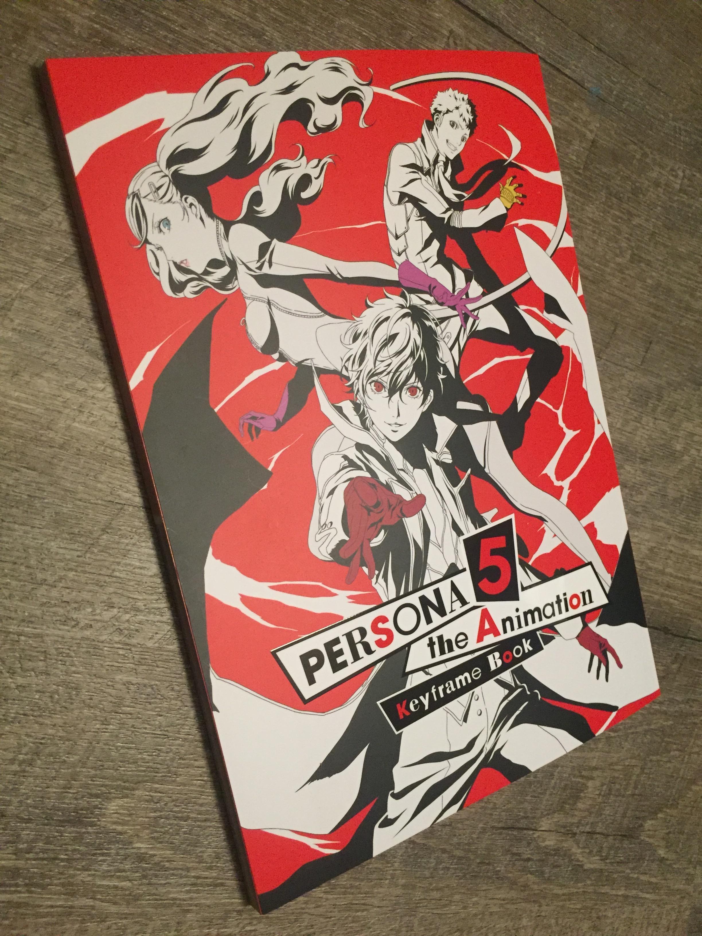 persona 5 the animation keyframe book.JPG