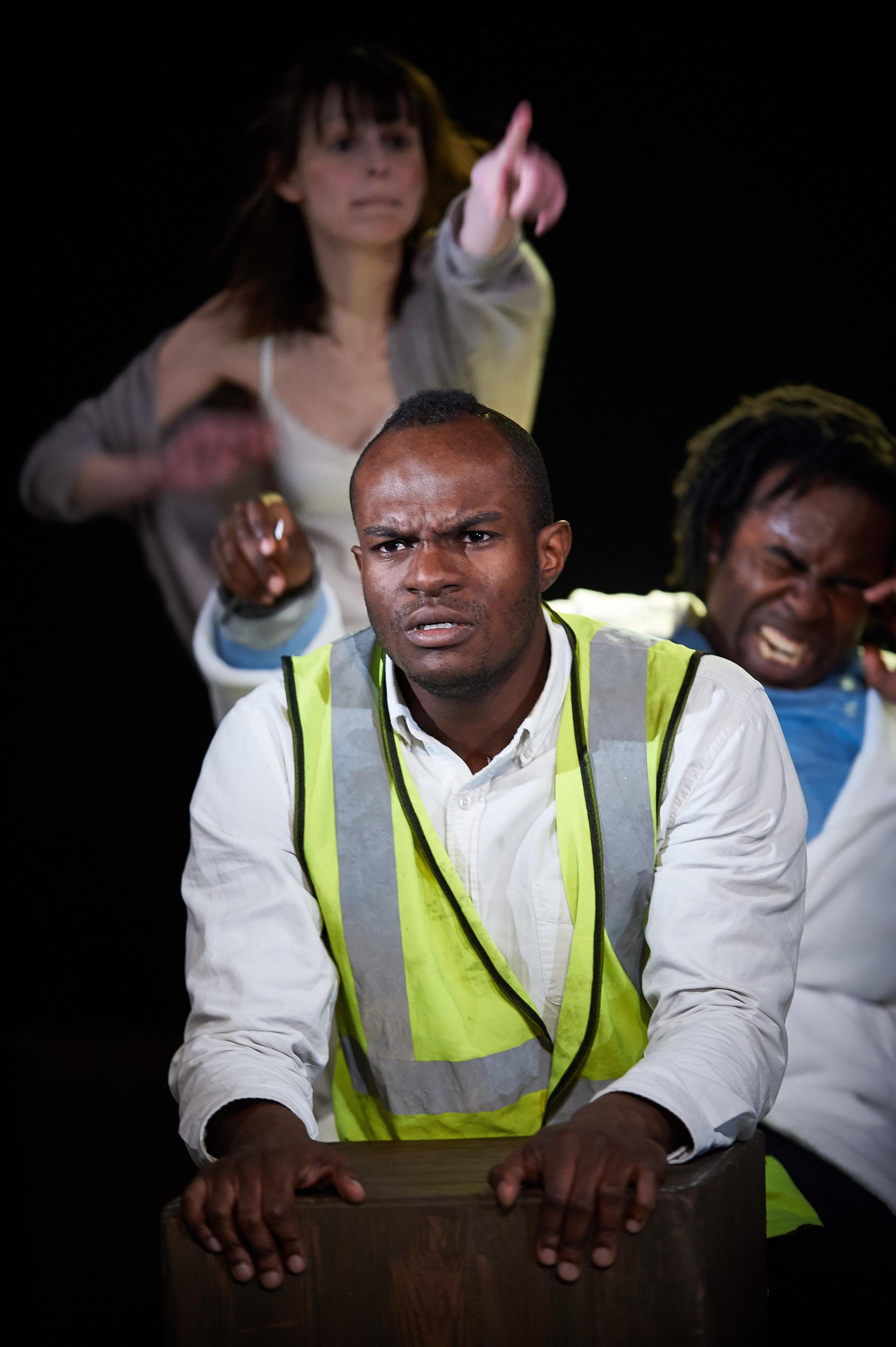 Stanton as Jason Ekotie Eboh - Photo Curtesy of Kevin Murphy Photography