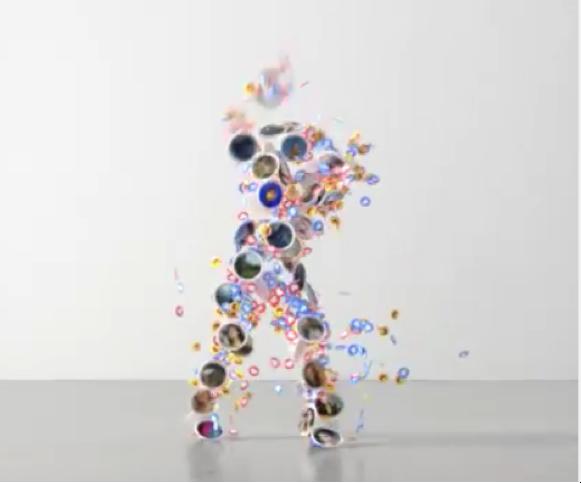 Fragments of Digital Identity