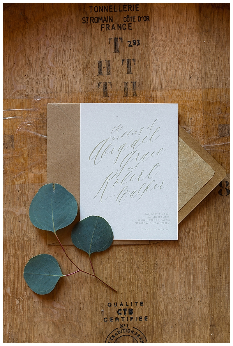 Red Oak Weddings | New York, New Jersey and Pennsylvania wedding vendors, resources and inspiration for the modern couple | Meet-the-Maker | Cinnamon Wolfe Photography