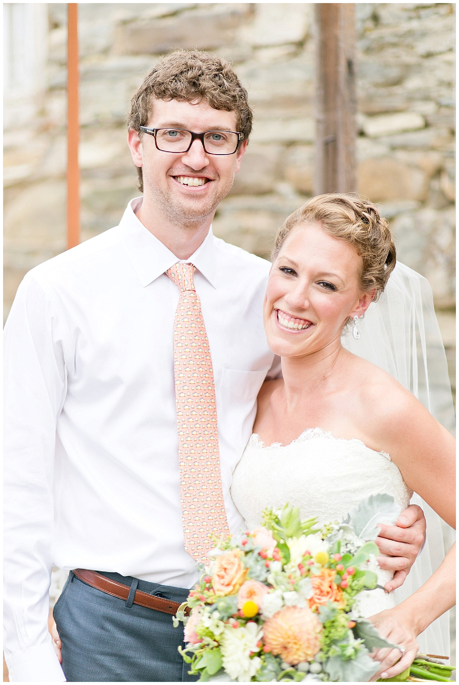 Red Oak Weddings | Wedding + Lifestyle Blog for the Modern Couple in NY, NJ + PA | Real Weddings | Cassi Claire Photography