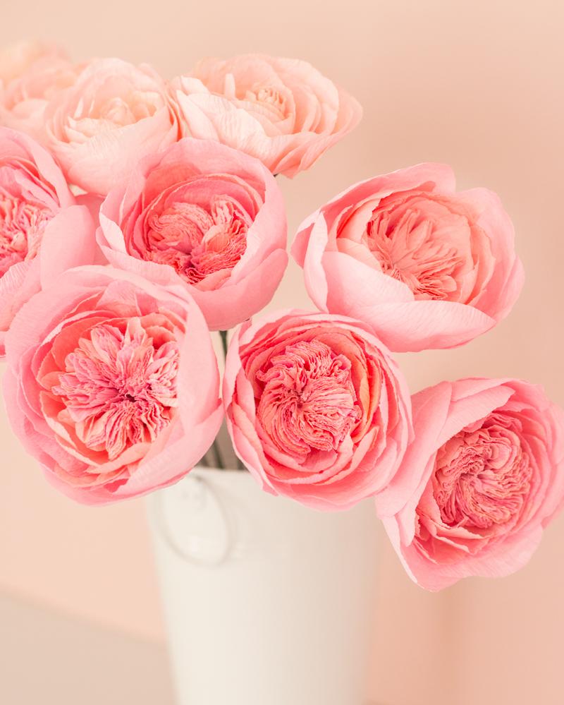 NJ-NY-PA-Wedding-Inspiration | Paper Flowers | Wedding Flowers