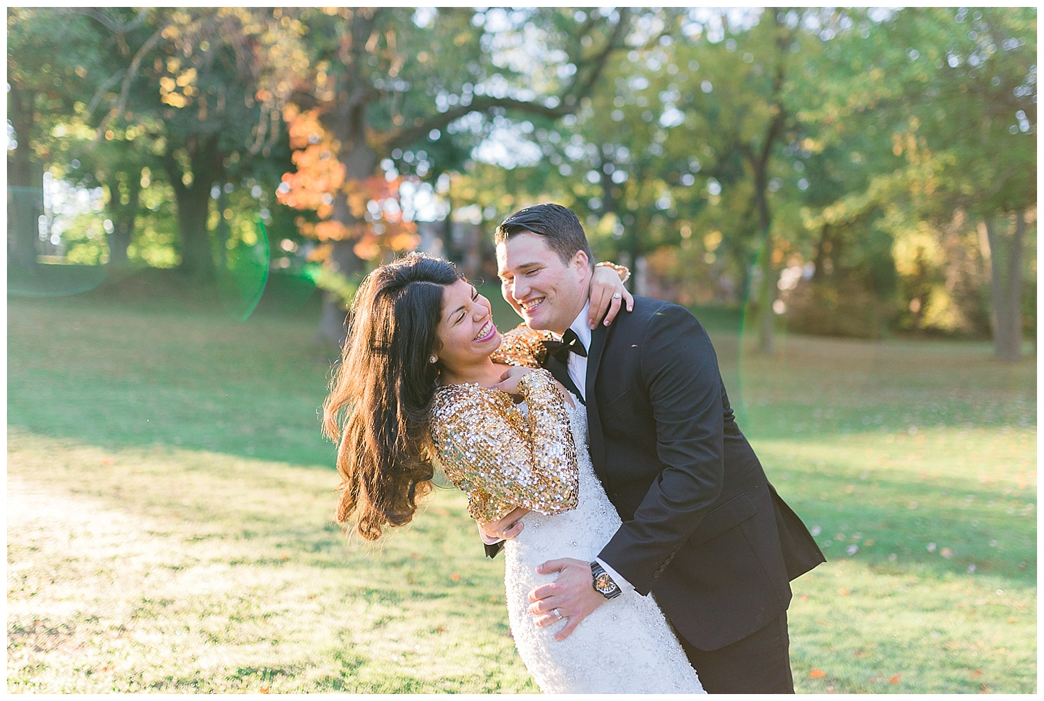 Red Oak Weddings: NJ, NY + PA Wedding Inspiration | Jennifer Larsen Photography