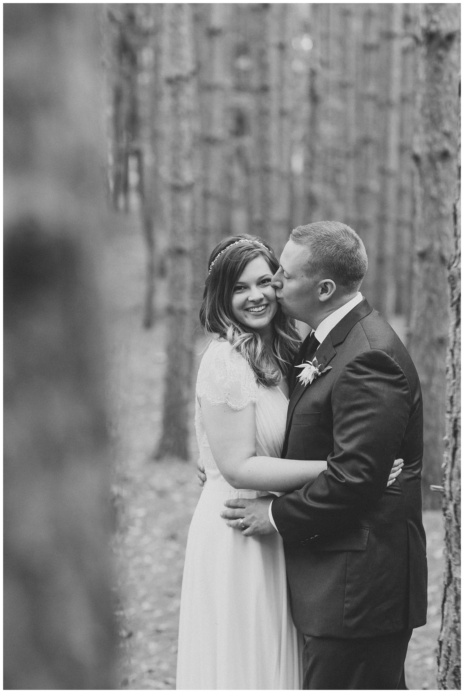 The Roxbury Barn Wedding Venue | Bride and Groom | Barn Wedding