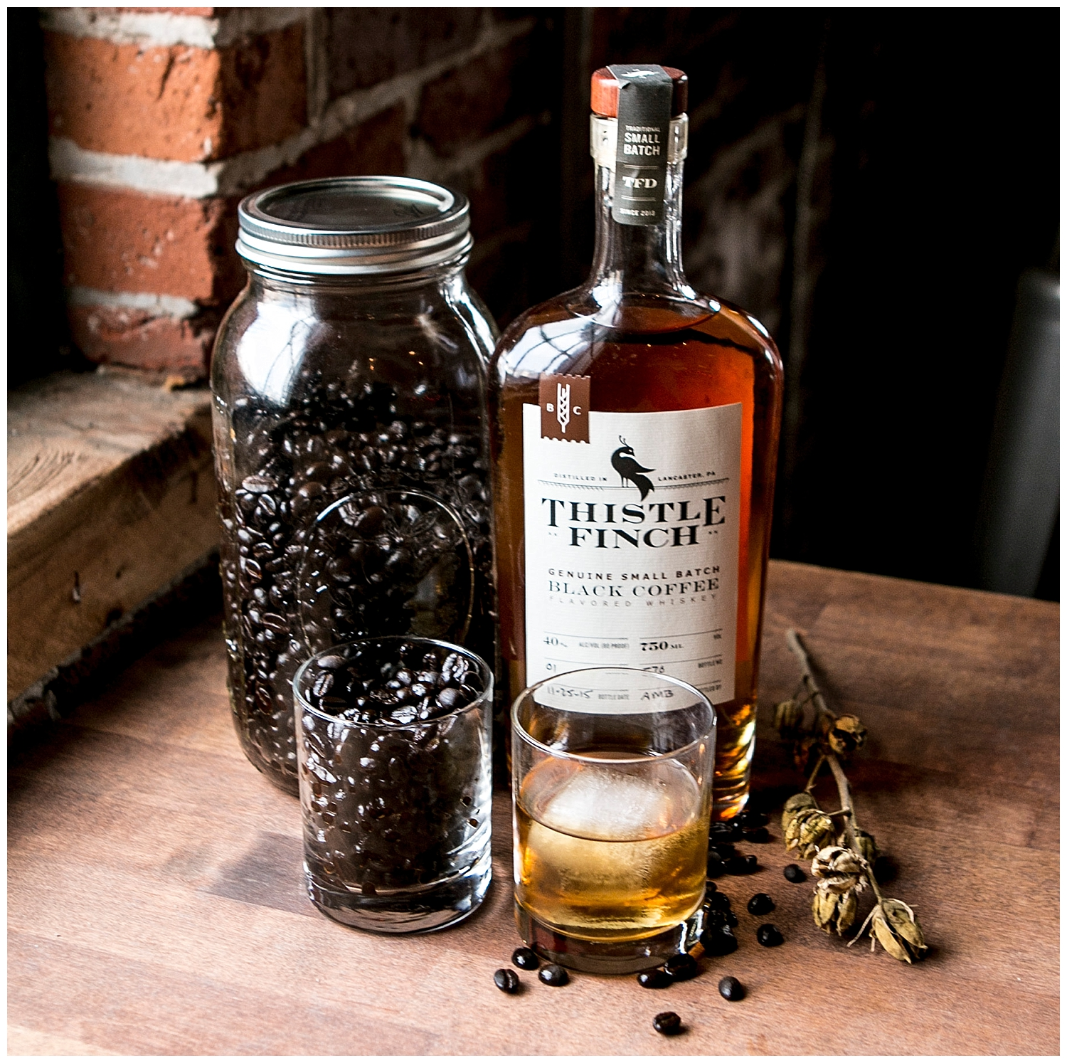 New York, New Jersey and Pennsylvania wedding vendors, resources and inspiration for the modern couple | Father's Day Gift Guide - Thistle Finch Distillery