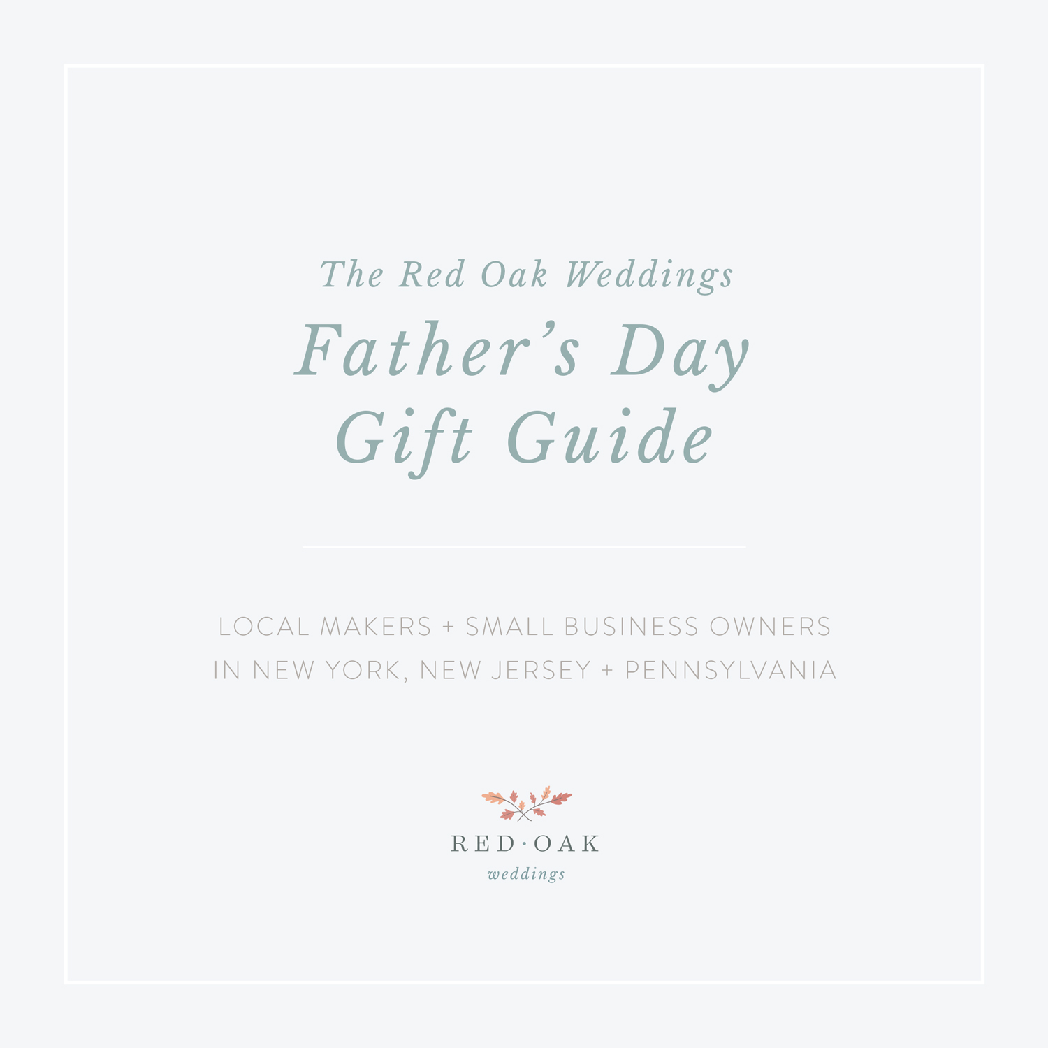 New York, New Jersey and Pennsylvania wedding vendors, resources and inspiration for the modern couple | Father's Day Gift Guide
