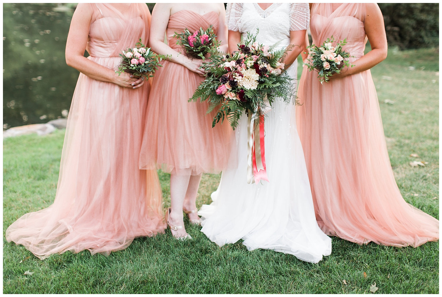 Ten Reasons to Hire a Wedding Planner • Carly Totten | Photo by Ann Blake Photography