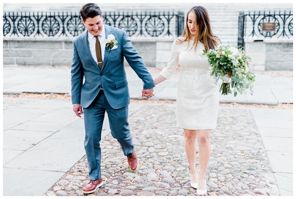 PA Weddings | Philadelphia's City Hall, Philadelphia, PA | Real weddings, engagements and inspiration for the modern PA Bride | www.redoakweddings.com