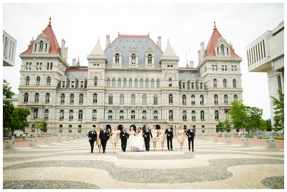 New York Weddings   90 State, Albany, NY   Real weddings, engagements and inspiration for the modern NY Bride   www.redoakweddings.com