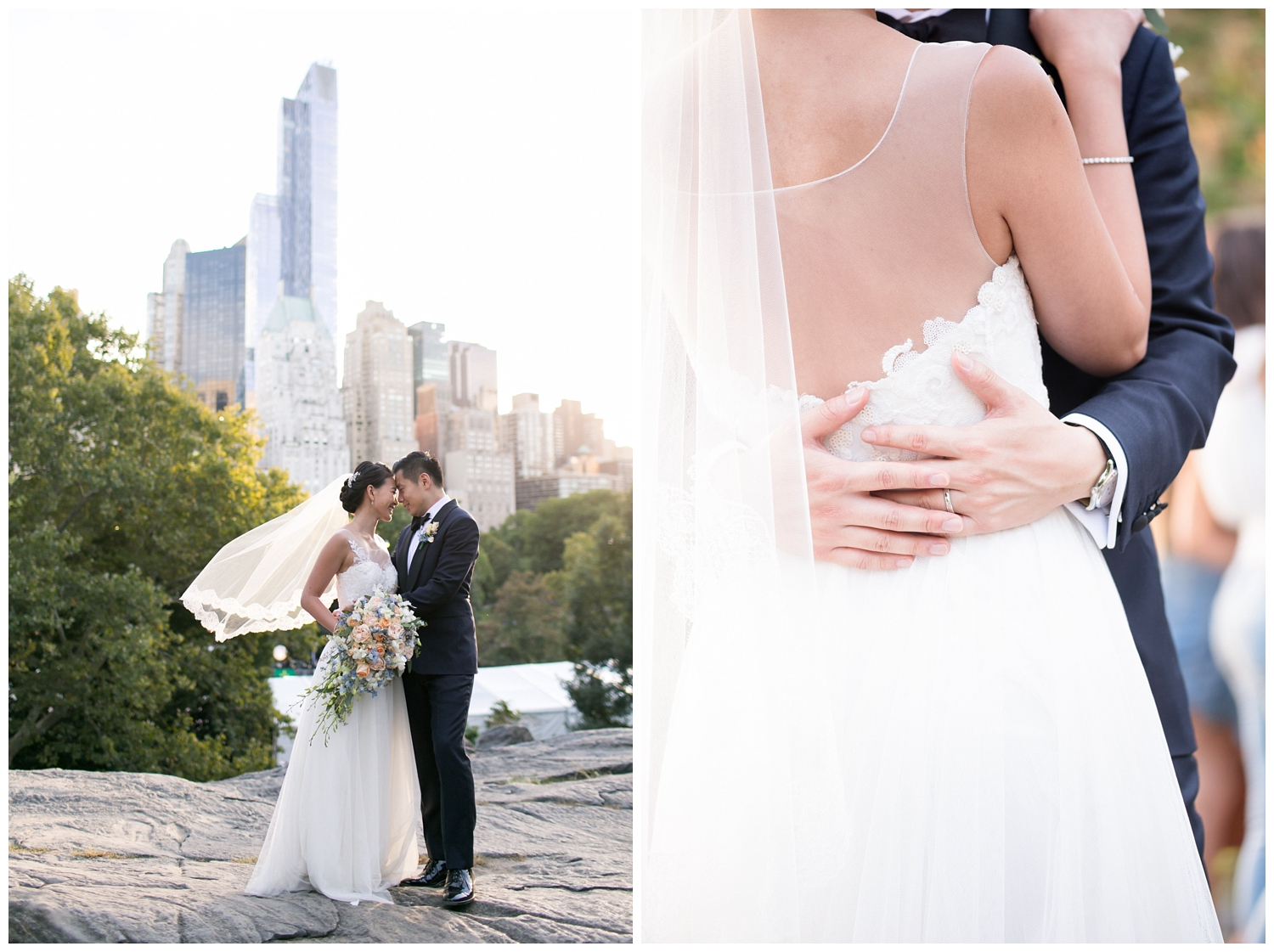 New York Weddings | Central Park Boathouse, New York | Real weddings, engagements and inspiration for the modern NY Bride | www.redoakweddings.com