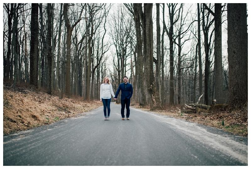 New Jersey Engagements | Morristown National Historical Park.| www.redoakweddings.com
