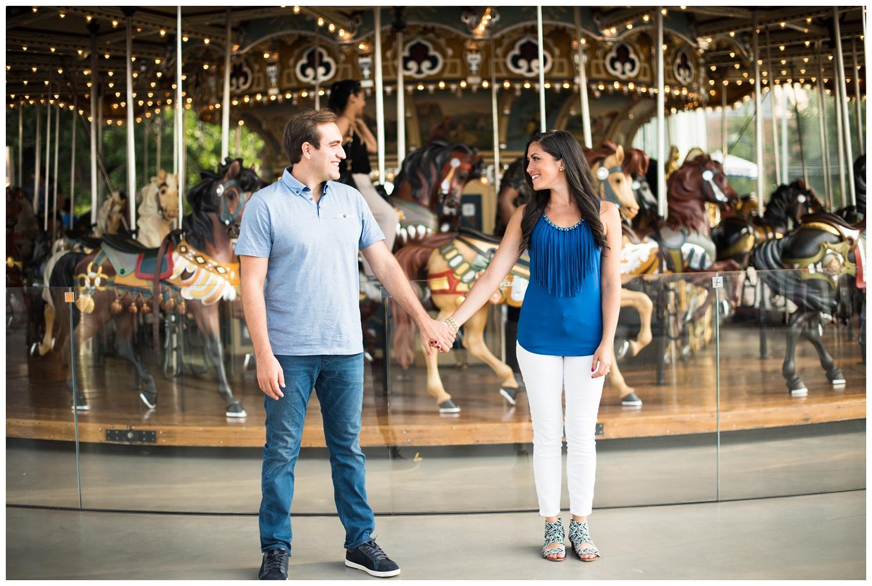 Brooklyn Engagements   Brooklyn Bridge Park   NYC   www.redoakweddings.com