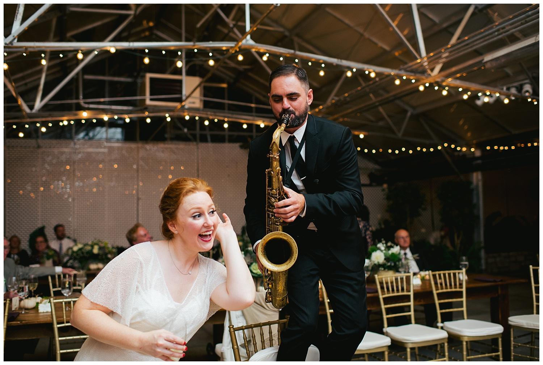 Philly Wedding at Fairmount Park Horticulture Center | Philadelphia, PA | www.redoakweddings.com