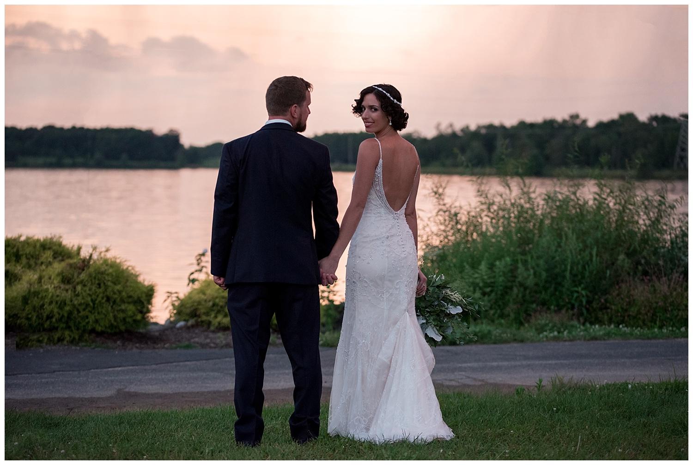 New Jersey Weddings   The Boathouse at Mercer Lake   West Windsor Township, NJ   www.redoakweddings.com