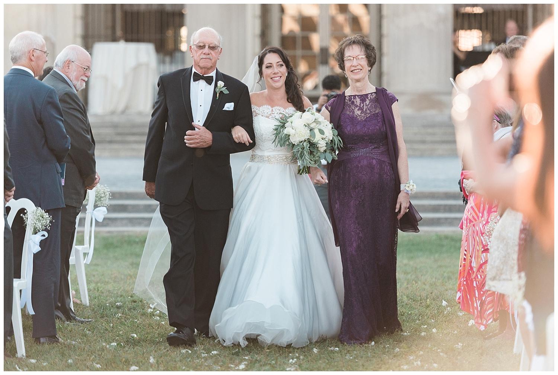Saratoga Weddings | Hall of Springs | Saratoga Springs, NY | www.redoakweddings.com