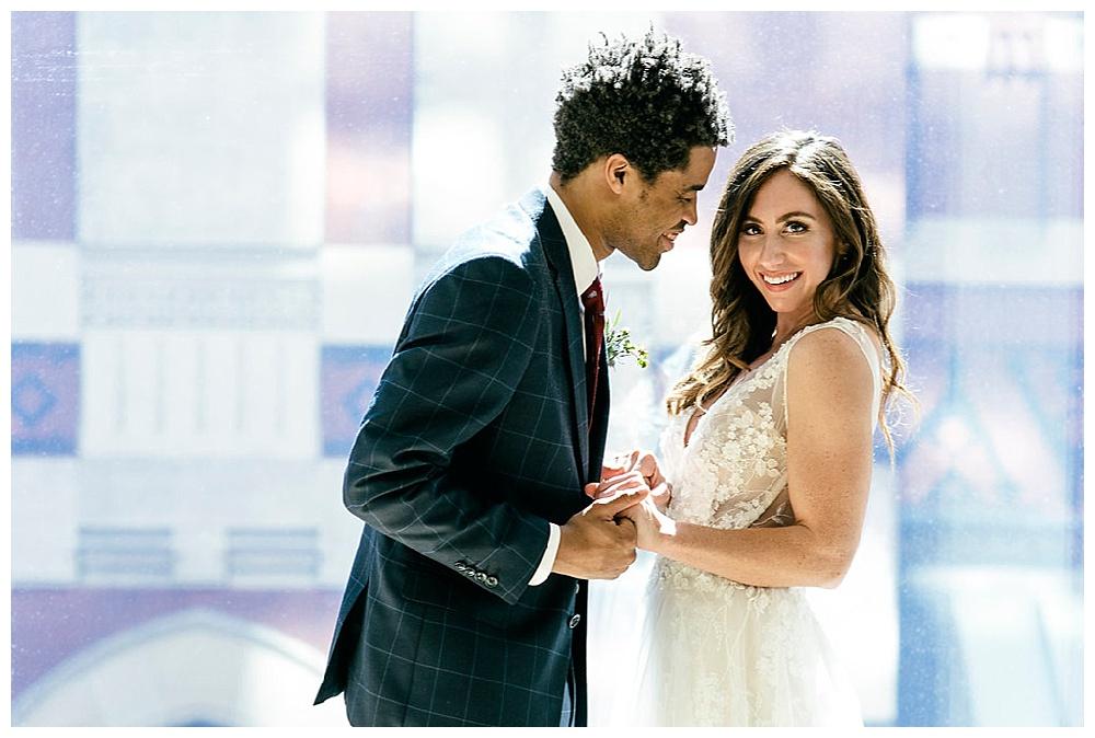 Historic Modern Wedding Inspiration |Pennsylvania Academy of Fine Arts | Philadelphia, PA | Philly Weddings | www.redoakweddings.com