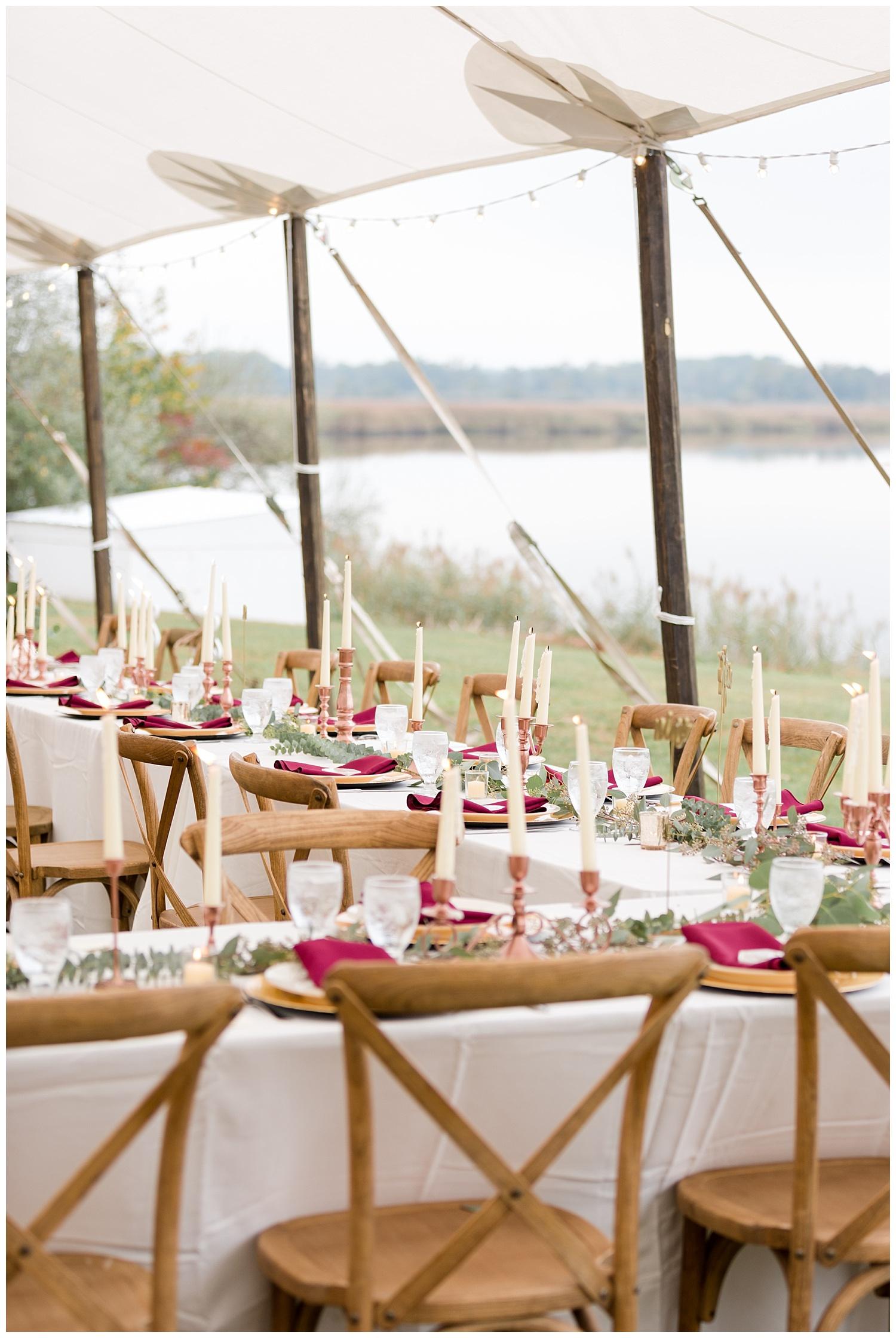 Eagle Manor | Waterfront Jersey Shore Barn Wedding | Fairfield Township, NJ | www.redoakweddings.com