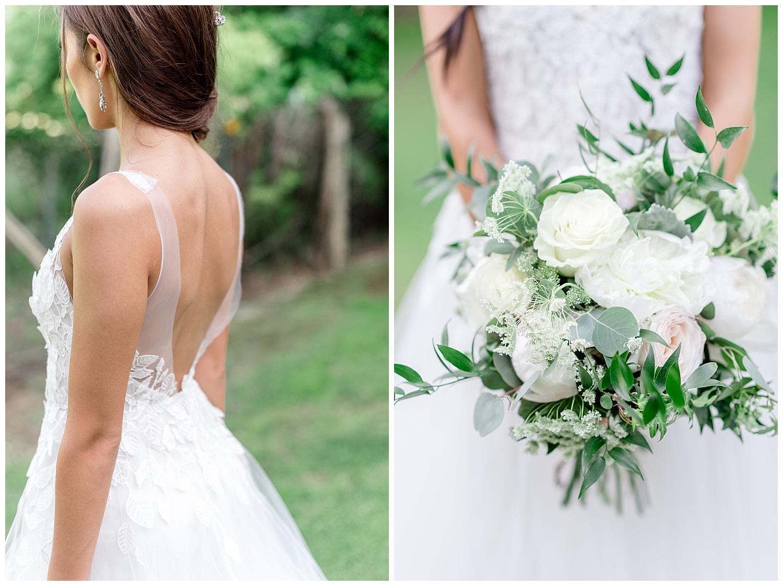 Elegant New Jersey Wedding Inspiration | Phillipsburg, NJ | www.redoakweddings.com