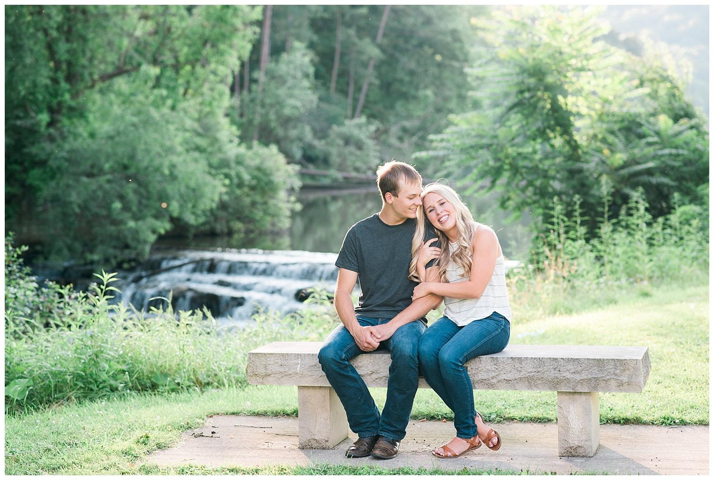Pittsburgh Engagements | North Park Engagement | www.redoakweddings.com