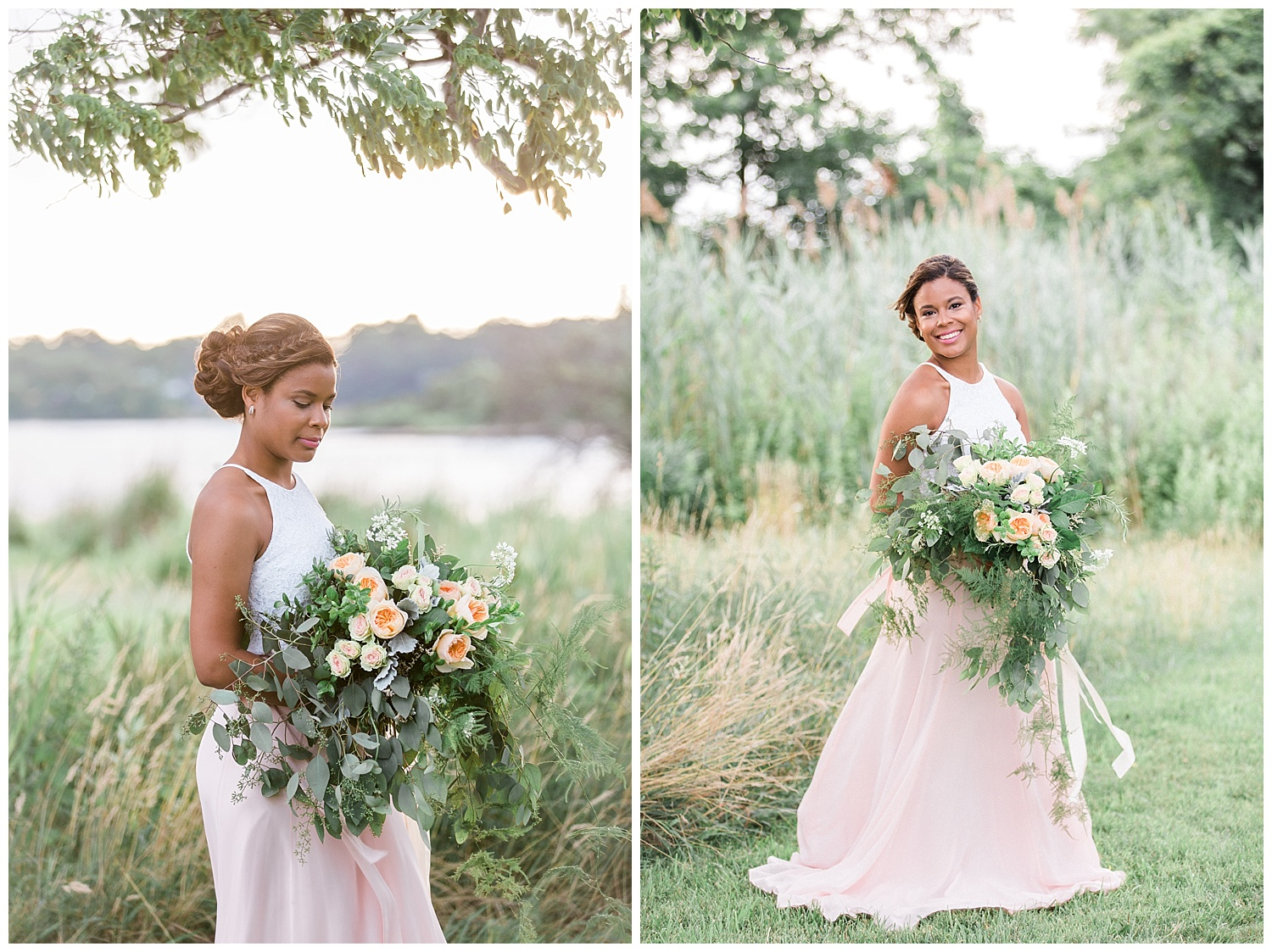 Connecticut Wedding Inspiration | Beach Wedding Inspiration | EDITH G. READ WILDLIFE SANCTUARY | www.redoakweddings.com