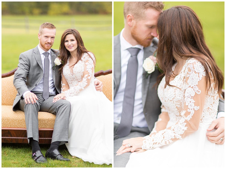 Fall Wedding Inspiration | Canasawacta Pavilion | Norwich, New York | www.redoakweddings.com