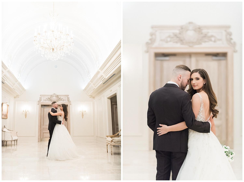 Timeless New Jersey Wedding | Park Chateau Wedding | East Brunswick, NJ | www.redoakweddings.com