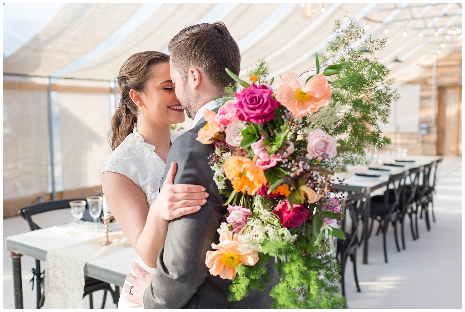 Spring Wedding Inspiration | Bast Brothers Garden Center | Mullica Hill, NJ | www.redoakweddings.com