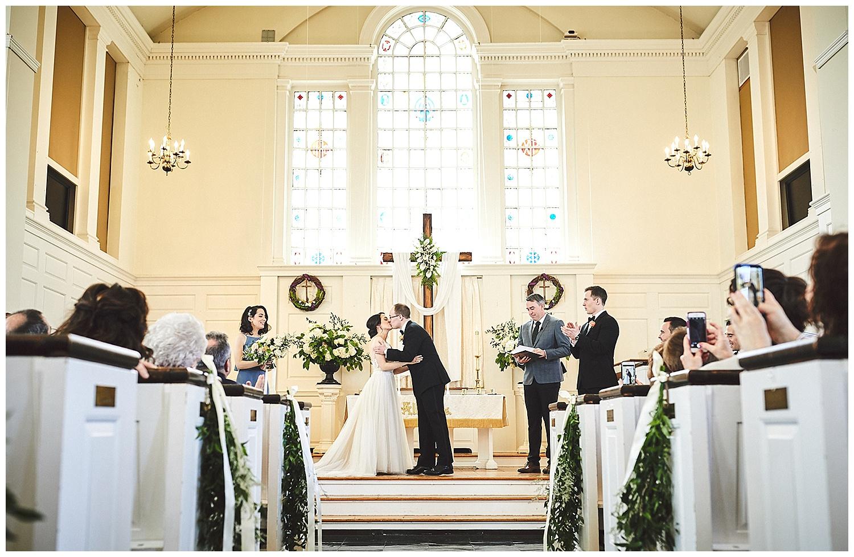 Orange Lawn Tennis Club Wedding | Romantic Spring Wedding |  South Orange, NJ | www.redoakweddings.com