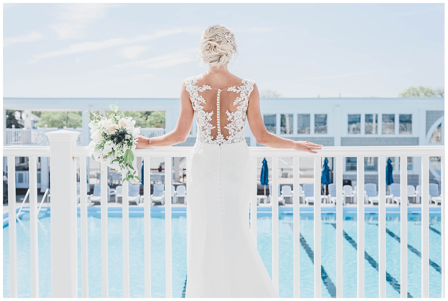 Spring Lake Wedding Inspiration | Spring Lake Bath and Tennis Club | Spring Lake, NJ | www.redoakweddings.com