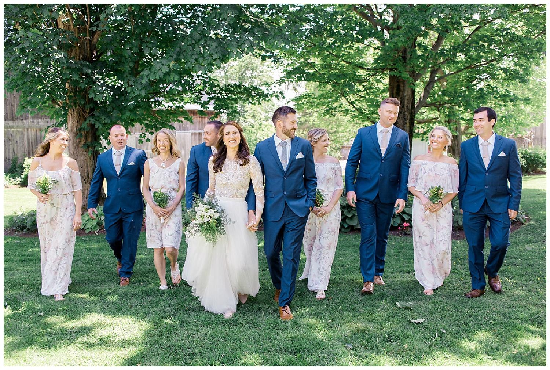 Modern Rustic Summer Wedding in Upstate New York • Du Soleil Photographie