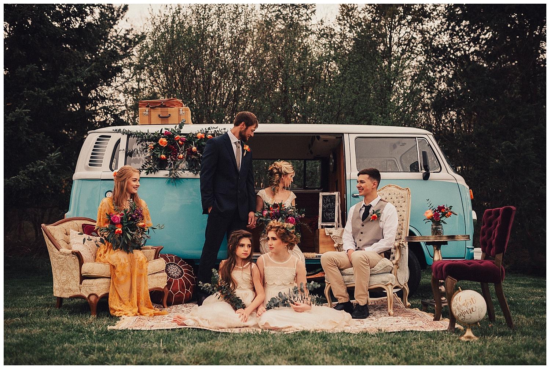 Moody Boho Wedding Inspiration in Upstate New York • Jovial Photography + Handmade Darling