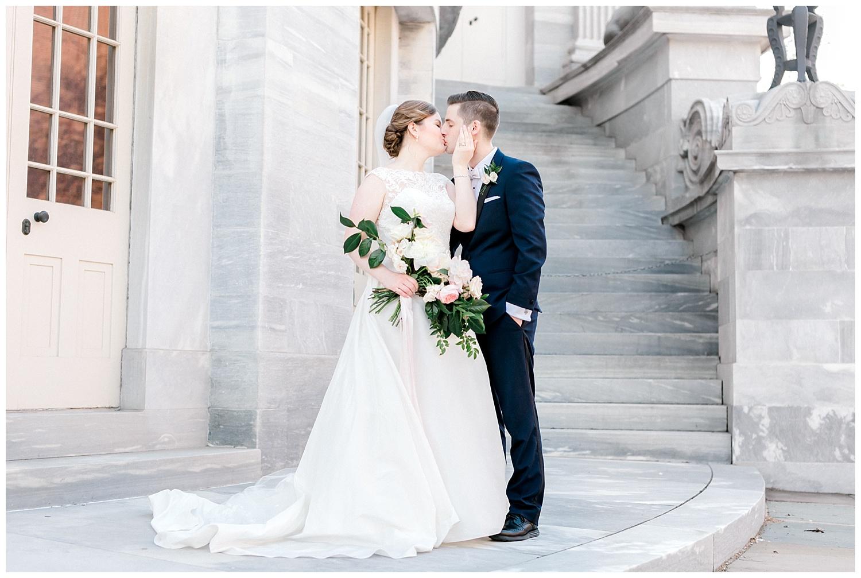 Gorgeous Modern Vintage Wedding at Union Trust • Emily Wren Weddings