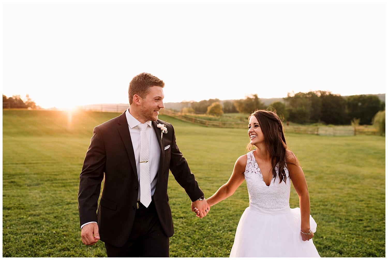 Lovely Summer Wedding at Gillbrook Farms • Hannah Leigh Photography