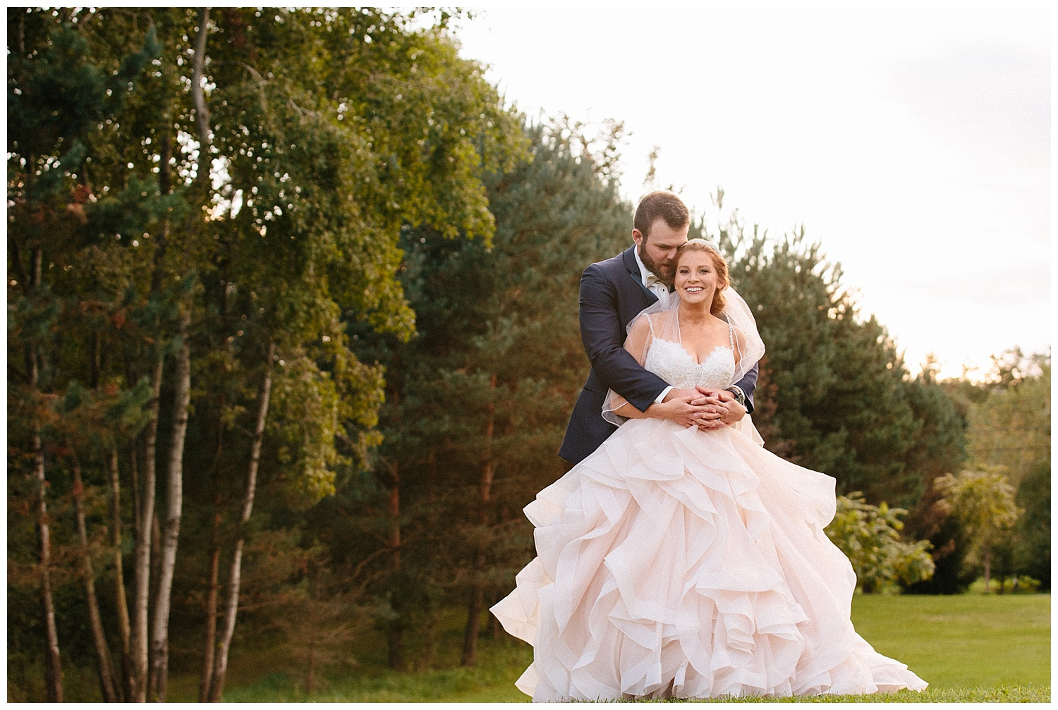 The Lodge at Raven Creek Wedding | Benton, PA | www.redoakweddings.com