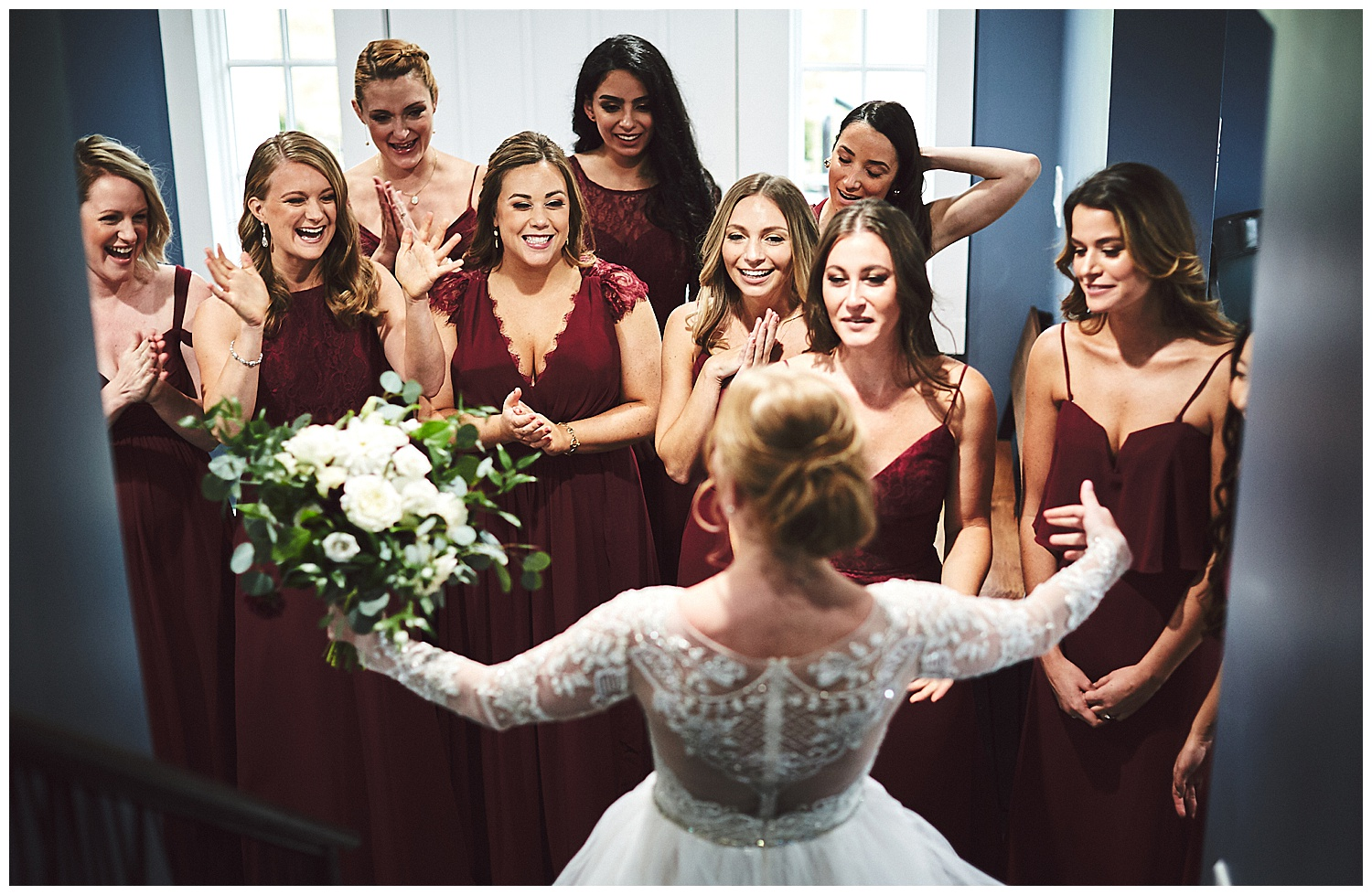 Fall Ryland Inn Wedding | Ryland Inn Wedding | Whitehouse Station, NJ | www.redoakweddings.com