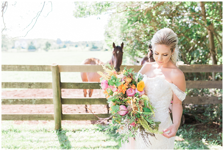Sterlingbrook Farms Wedding Inspiration | NJ Summer Wedding Inspiration | Pittstown, NJ | www.redoakweddings.com