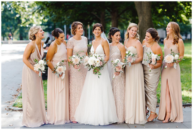 The Logan Hotel Wedding | Philadelphia Wedding | Philadelphia, PA | www.redoakweddings.com