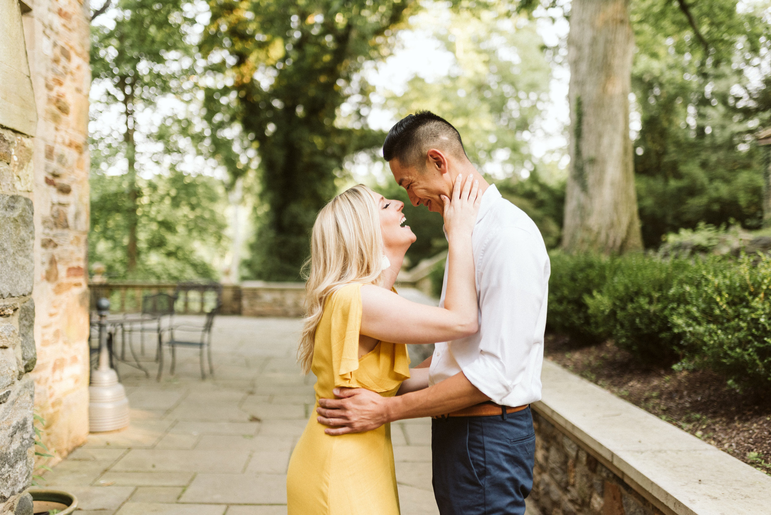 Philadelphia Parque at Ridley Creek State Park PA Wedding Photographer