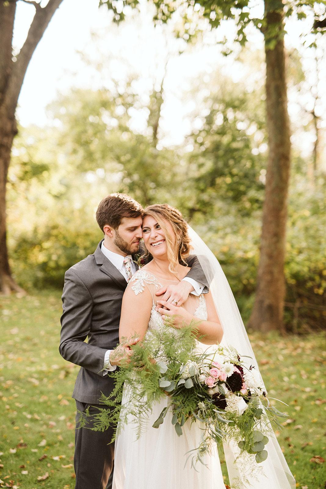 Anthony Wayne House Wedding Photographer