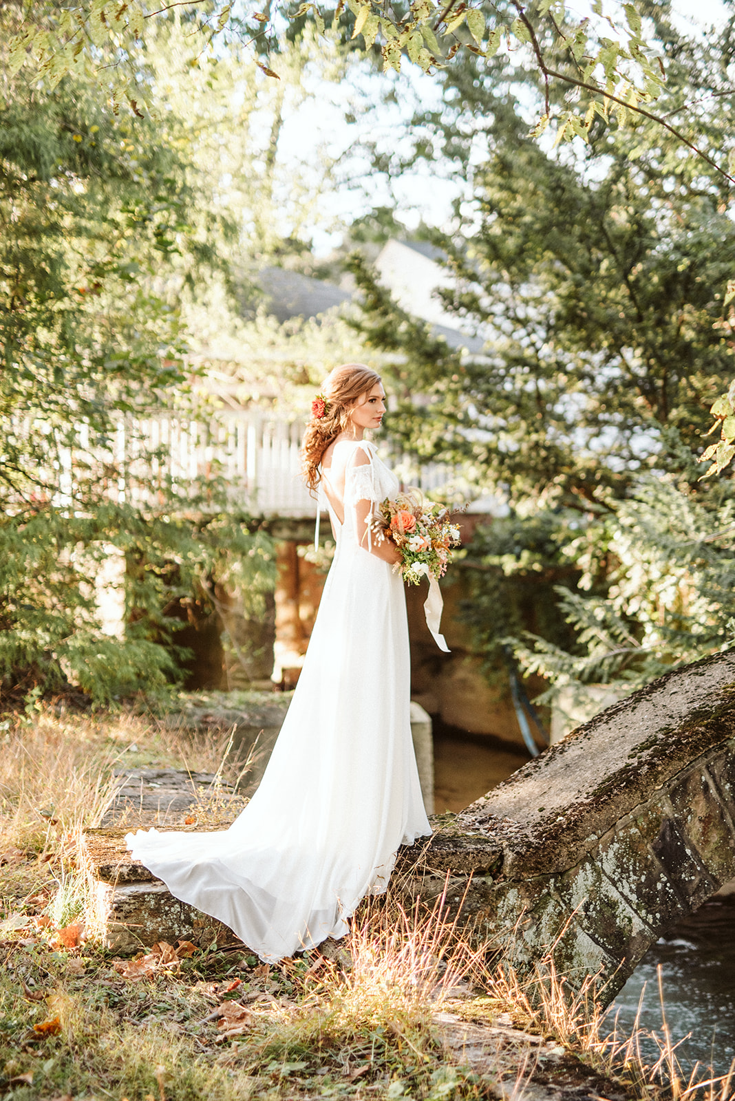 1181 Creekside Manor Wedding