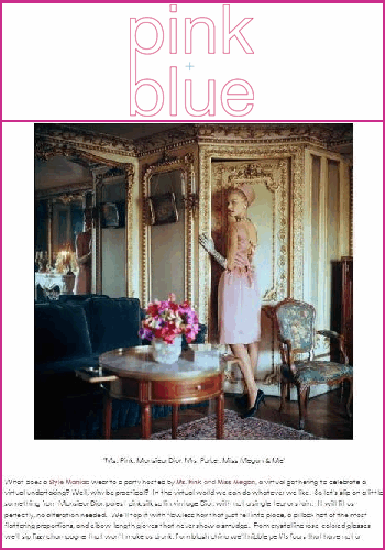 """The founders of the new  Blog Brunch  social network invited me to be one of a select group of bloggers to join their online announcement party and launch.   GUEST POST 